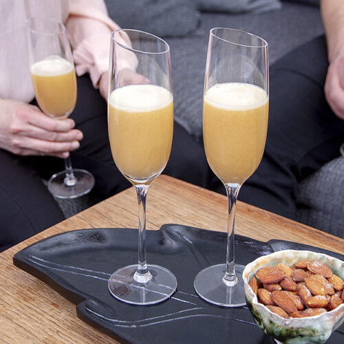 Lækker alkoholfri champagne