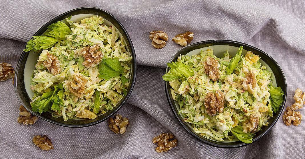 Wannabe waldorfsalat