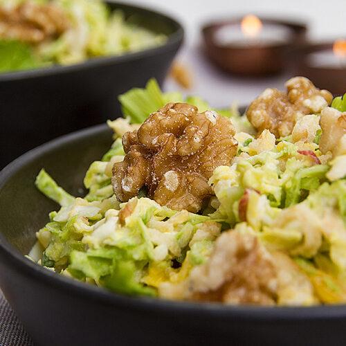 Wonnabe waldorfsalat