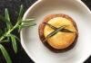 Portobello med gedeost