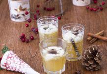 Hvid gløgg uden alkohol
