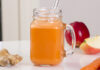 Sund booster med gulerod, æble og ingefær