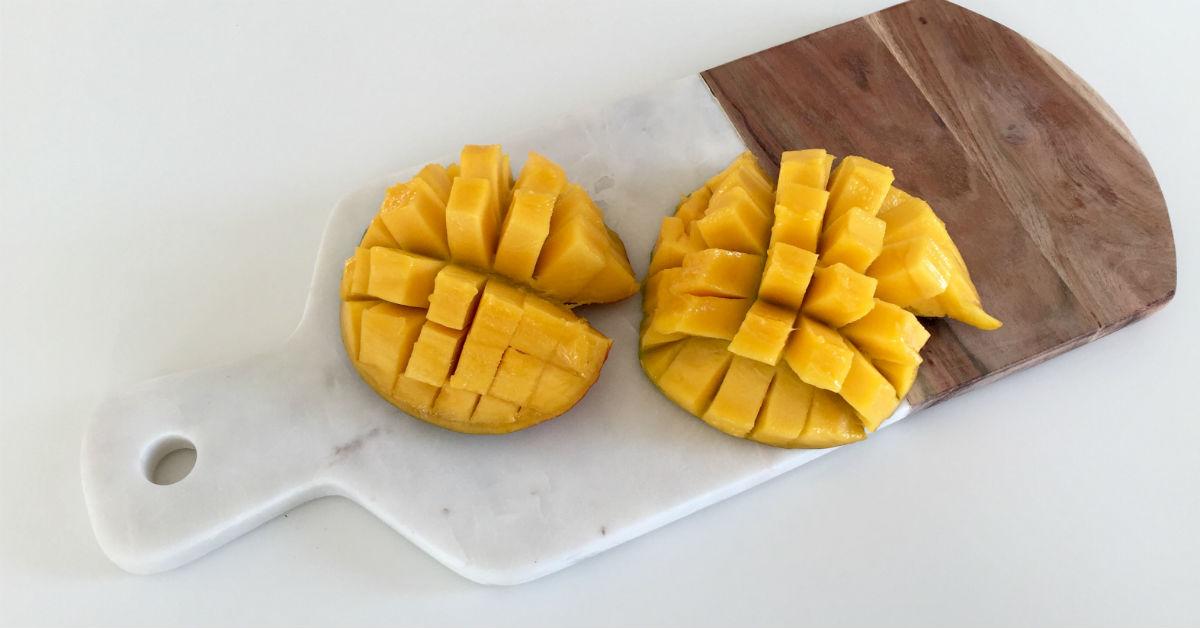 Tip til udskæring af mango