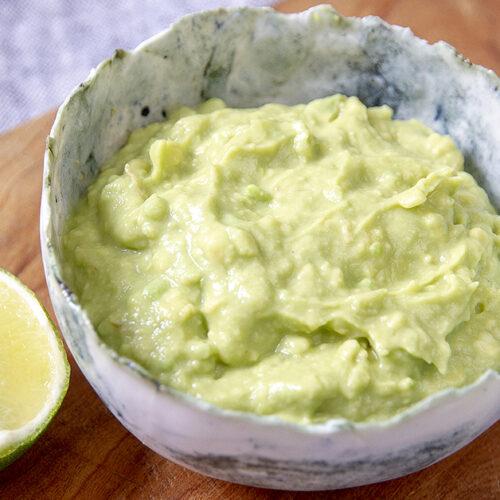 Mexicansk guacamole