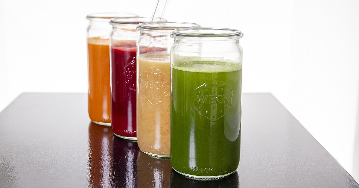Juice varianter