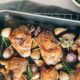 Sprød kylling med rosmarin og løg – nem og lækker gæstemad